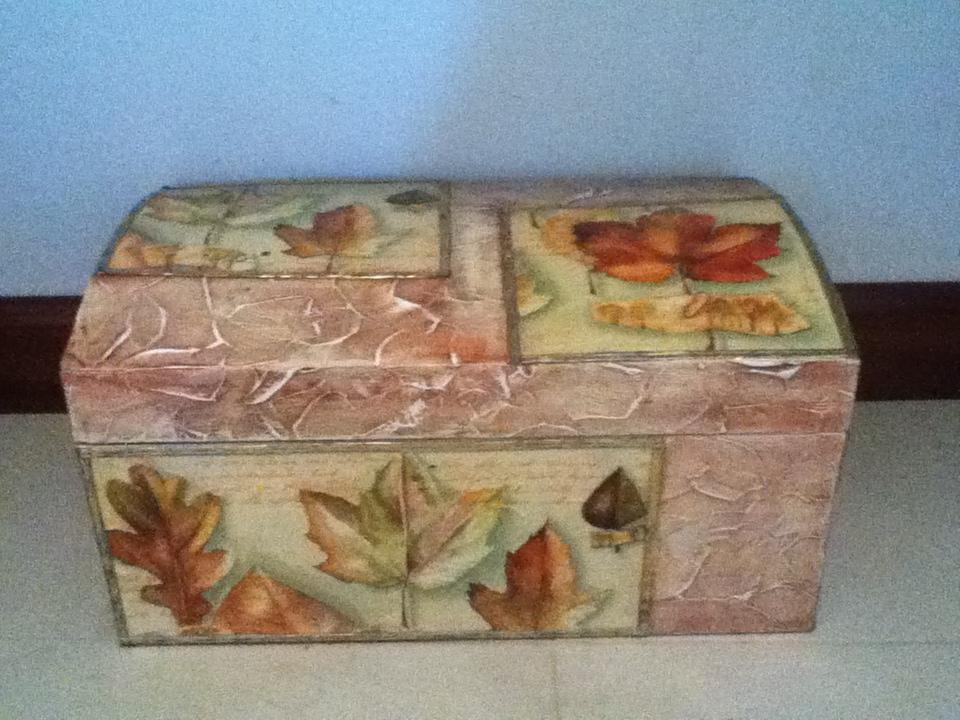 Decorar con servilletas mi balc n provenzal - Decorar cajas de madera con papel ...